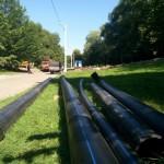 Заміна водопроводу Погулянка